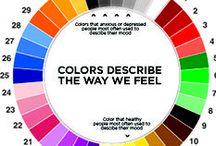 Sensational Color | Meaning, Symbolism & Psychology / by Kate | Sensational Color