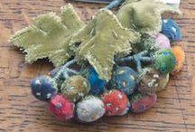 fibre-textile jewelry