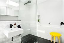 Our Bathrooms / A few bathrooms we have designed. Enjoy!
