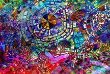 mosaics & tiles / by Folt Bolt