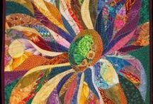 quilt&applique-nature,floral
