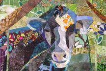 quilt&applique-animals