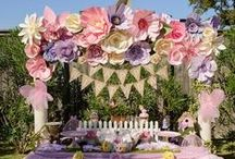 Party: Fairytale Garden / by Kristy Puls
