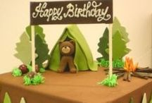 Party: Camping Theme / by Kristy Puls