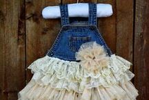 Country baby / Country baby stuff - everything for your little cowgirls & cowboys!
