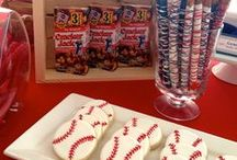 Baseball Baby Shower / Spring training for parents-to-be!