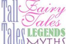 Classroom: Fairy Tales, Folk Tales, Fables, & Myths / by Natalie B