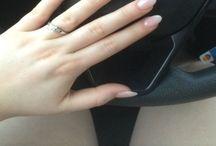 nails- natural or  nude