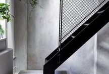 Industrial Chic / Branding / Style / Corporate ID / Interior