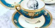 Tea Magick-Tea With Me / Tea is the second most popular drink. There are magickal and healing elements to tea from a pleasure and health point of view. Let's get into the wicked world of tea!