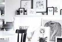 dream house: display ideas