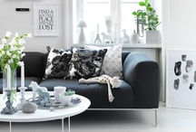 dream house: living room