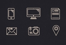 Icons / by Ade Chong