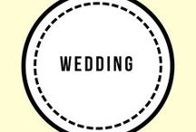 Wedding / Lots of wedding ideas