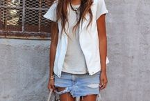 SUMMER / SPRING STYLE / great style for light clothing / by Anneliesse Rek