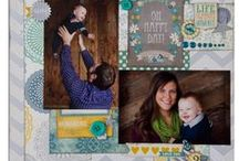 Scrapbook layouts / by ScrapbookSteals.com