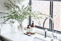 dream house: kitchen