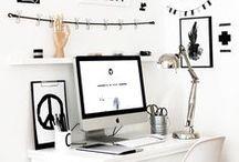 dream house: office