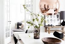 dream house: dining room