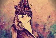 Wolves / Werewolves / Lil' Red