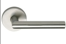 Hardware / Door pulls, cabinet knobs, mailboxes and bathroom accessories.