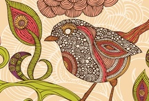 Birds, Flowers & Nature / by Erica F. Viezner