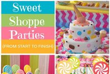 KIDS B-DAY PARTY IDEAS / Ideas for the smallest of the house  / by Anneliesse Rek