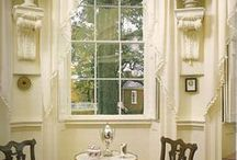 """dining room II / """"treat your family like guests and your guests like family"""" - Quote by Barry Dixon / by BrendaGay"""