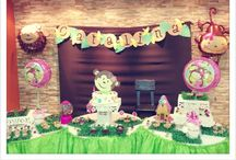 MONKEY LOVE B-DAY PARTY / Catalina's 4th bday party  / by Anneliesse Rek