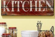 Kitchens / by Nicola Stutzman