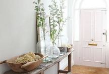 dream house: hallway