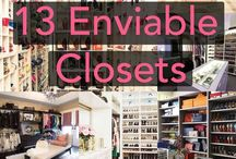 THE CLOSET / OMG: dream space within the home, just for us!