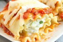 ITALIAN FOOD / PASTA  / by Anneliesse Rek