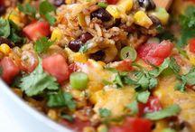 MEXICAN FOOD / by Anneliesse Rek