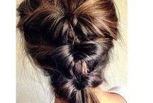 HAIR STYLE / Hairdo / by Anneliesse Rek