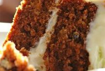 CARROT CAKE LOVER / Recipes for carrot cakes only  / by Anneliesse Rek