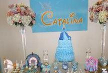 CINDERELLA / catalina's 5th bday party