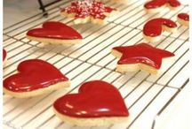 DECORATING SUGAR / The art of decorating sweets
