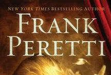 Books by Frank Perretti / Frank Edward Peretti (born January 13, 1951) is a New York Times best-selling author of Christian fiction, whose novels primarily focus on the supernatural. To date, his works have sold over 15 million copies worldwide. Peretti is best known for his novels This Present Darkness (1986) and The Oath (1995). Peretti has held ministry credentials with the Assemblies of God, and formerly played the banjo in a bluegrass band called Northern Cross. He now lives in northern Idaho with his wife, Barbara.