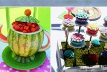 Millie's 2nd!! / Alice in Wonderland Tea party