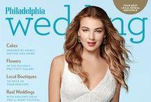 Philadelphia Wedding / Philadelphia Wedding is the must-have resource for the elegant, fashion-forward and sophisticated Philadelphia bride.  / by Philadelphia Magazine
