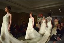 Jorge Manuel Gowns / From the runway during Bridal Market 2014 NYC