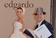 Edgardo Bonilla Gowns / Private Viewing at Bridal Market 2014 NYC