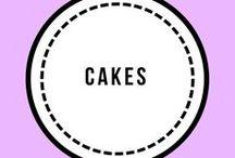 Cakes / Celebration cakes
