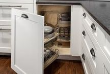 Storage / Storage tips and solutions to maximize the space that you have to work with.