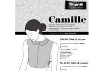 DIY to sew Camille / by WESEW The satisfaction of doing it
