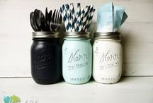 Mason and other Jars