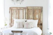 Bedroom Ideas / It's where you sleep
