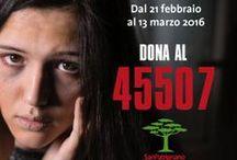 Fermami Prima /  Aiuta San Patrignano a combattere la cultura dello sballo. Dal 21 febbraio al 13 marzo dona 2€ con un sms da cellulare personale, oppure dona 2€ o 5€ da rete fissa al 45507.