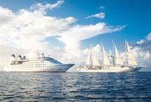 Windstar Cruises / Croisières intimistes à bord de Yachts et de Voiliers